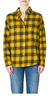 Yellow Plaid Button Down