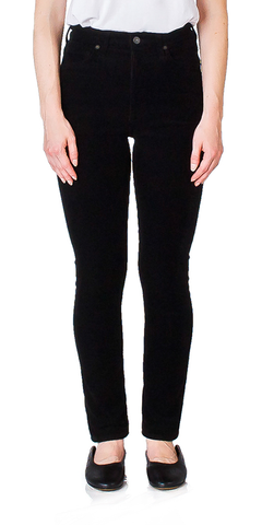Olivia Corduroy High Rise Jeans