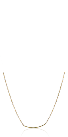 Easy Rider Yellow Gold Skimmer Necklace