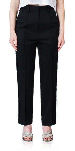 Contrast Suiting Trousers