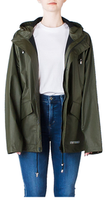 Lightweight Stenhamra Green Jacket