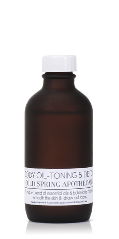 Toning & Detox Body Oil