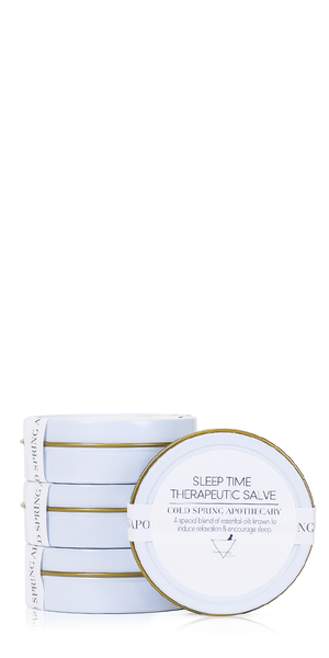 Sleep Time Therapeutic Salve