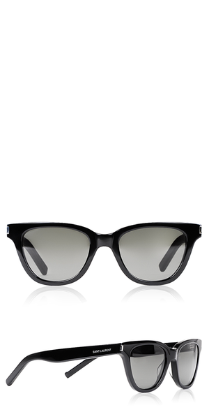 SL 51 Small Black Sunglasses