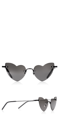 New Wave LouLou 254 Black Sunglasses