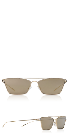 Evey Gold Sunglasses