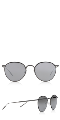 Ultra Flat Silver Sunglasses