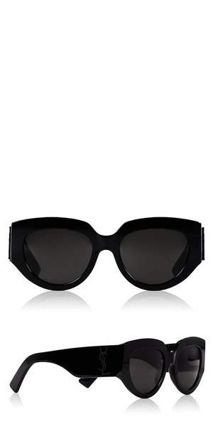 SL M26 Rope Black Sunglasses