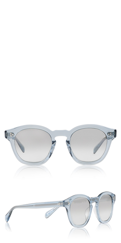 Boudreau L.A. Light Denim Sunglasses