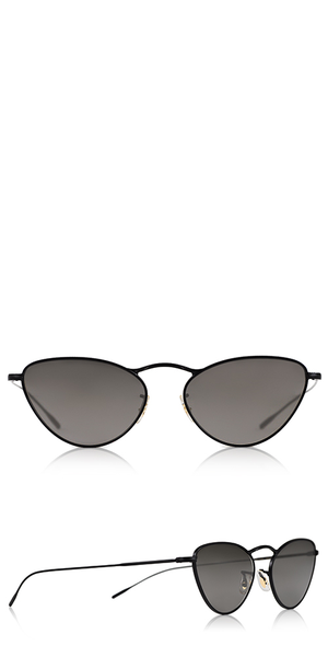 Lelaina Black Sunglasses