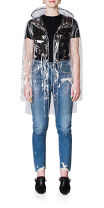 Stockholm Transparent Raincoat