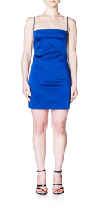 Blaze Slip Dress Blue