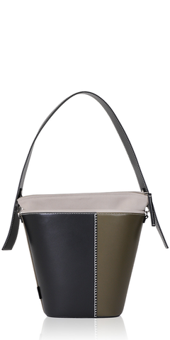 Esta Bi-Color Bucket Bag