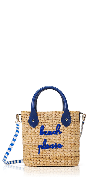 Beach Please Le Nord/Sud small tote