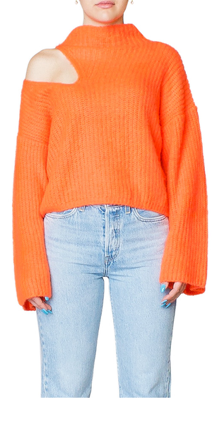 Forero Sweater Orange