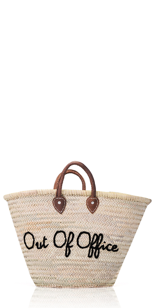 Out of Office Le Shortie tote