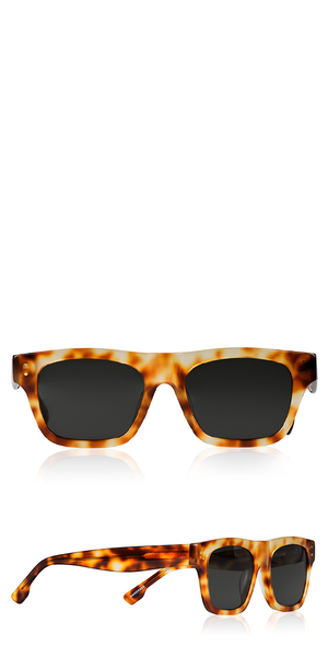 Motif Acetate Sunglasses