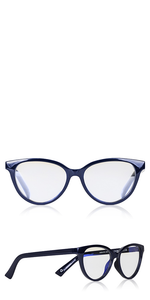 The Art of Snore Glasses Navy