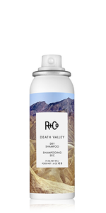 Death Valley Dry Shampoo Travel Size