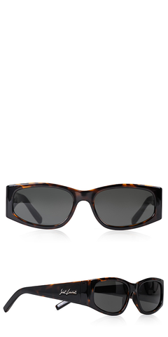 SL 329 Rectangular Sunglasses