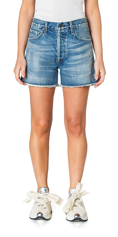 2f9510edcc Citizens of Humanity | Nikki Jean Shorts in Freebird | Maison Rogue