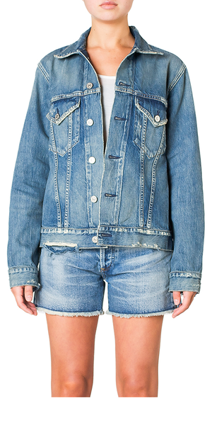 Crista Denim Jacket