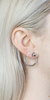 Noise Asymmetric Earrings
