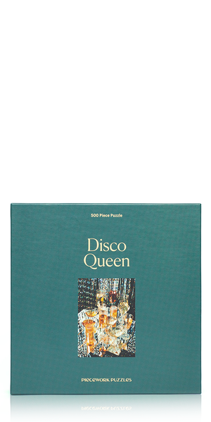 Disco Queen Jigsaw Puzzle