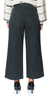 Belted Washed Cotton Pants