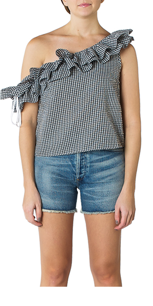 Honest Ruffle Top