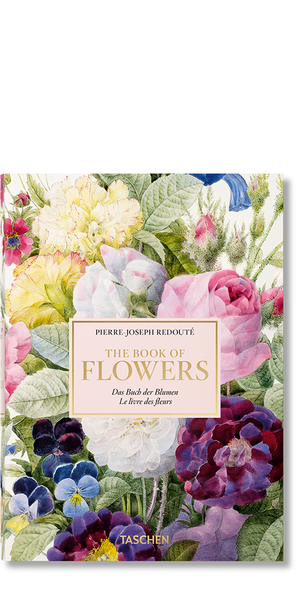 Redouté: Book of Flowers, 40th Anniversary Edition