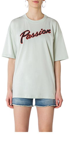 Passion Embroidered Tee