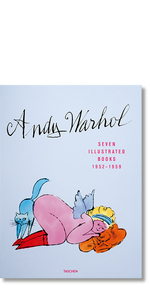 Andy Warhol Seven Illustrated Books 1952-1959