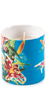 Flowers with Holes Candle