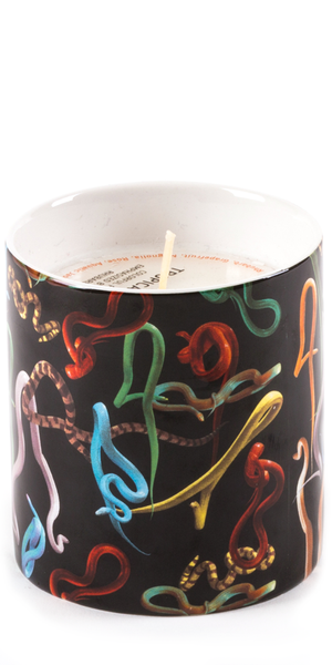 Snakes Candle