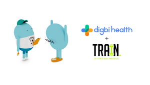 Digbi Health and TRAIN partner to deliver  Custom Designed Fitness and Personalized Weight Loss Programs based on DNA and Gut Biome
