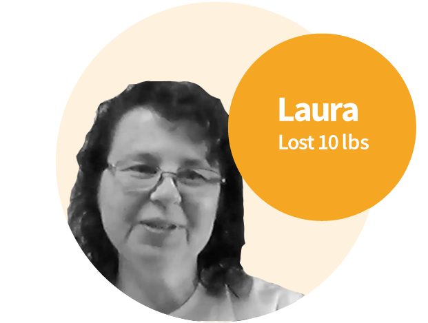 Laura's risk of Type 2 diabetes inspired her to take the leap and start her health journey.