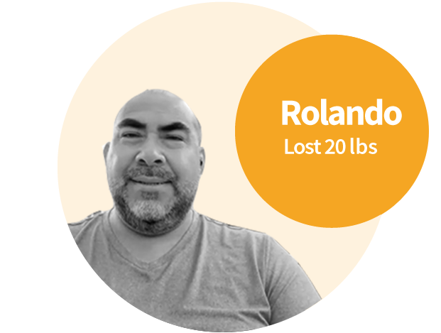 After experiencing a heart attack and having a quadruple bypass, Rolando had a path forward with Digbi.