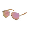 AMADOR OCEANA SUNGLASSES (ROSE GRADIENT)