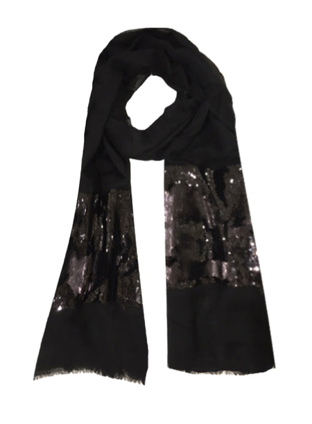 MIKO WRAP (NAVY BLUE/ MULTI)