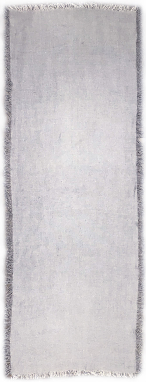 LINEN WRAP (DOVE GREY)