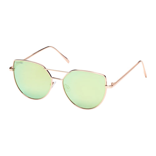 MILA SUNGLASSES (ROSE GOLD)