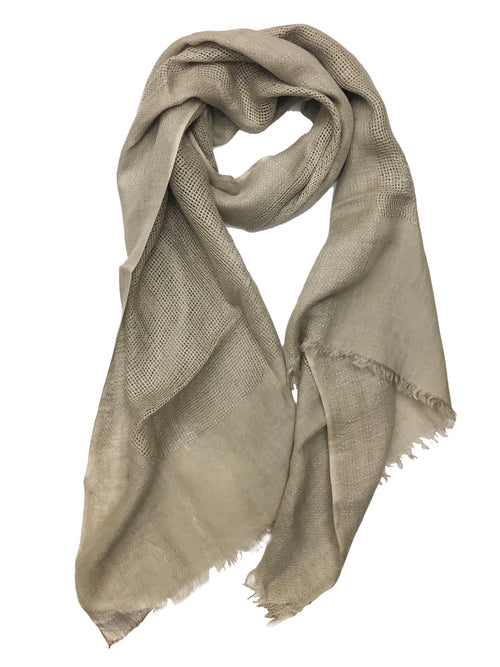 CRISS CROSS WRAP (TAUPE)