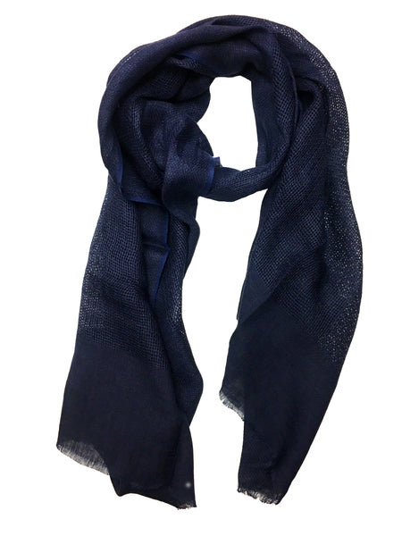 CRISS CROSS WRAP (NAVY)
