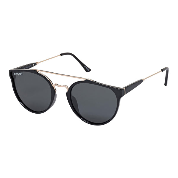 ROMI UNISEX SUNGLASSES (BLACK)