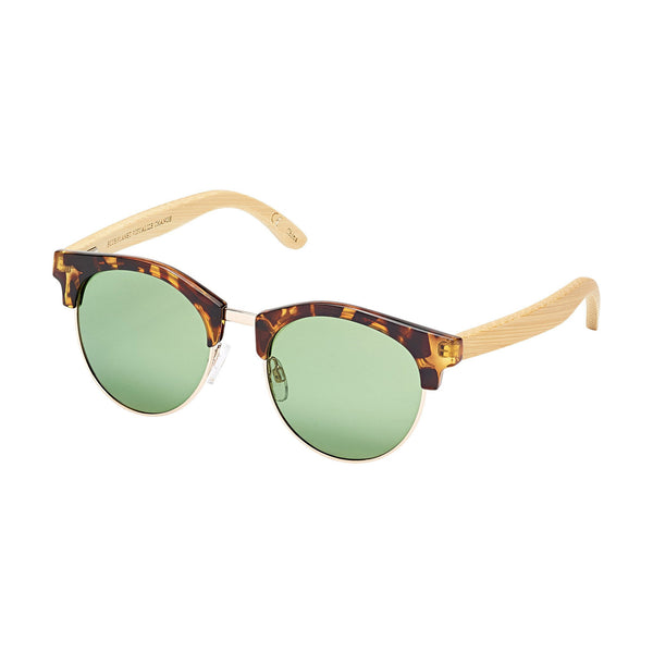 SAWYER UNISEX SUNGLASSES (HONEY TORTOISE)