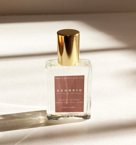 "lyfe perfume numerology 8 ""The Power House"""