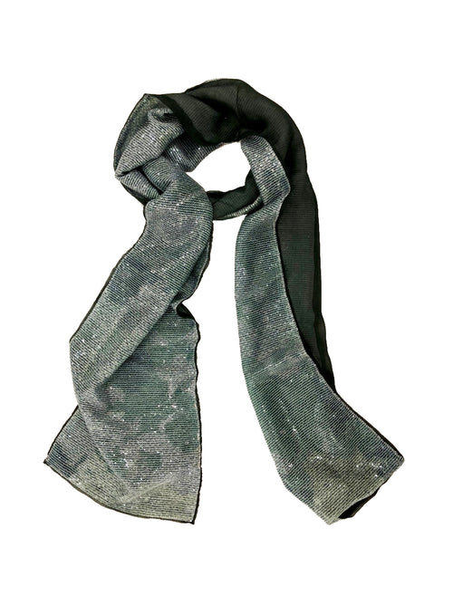 SEQUIN CAMOUFLAGE WRAP (SMALL)