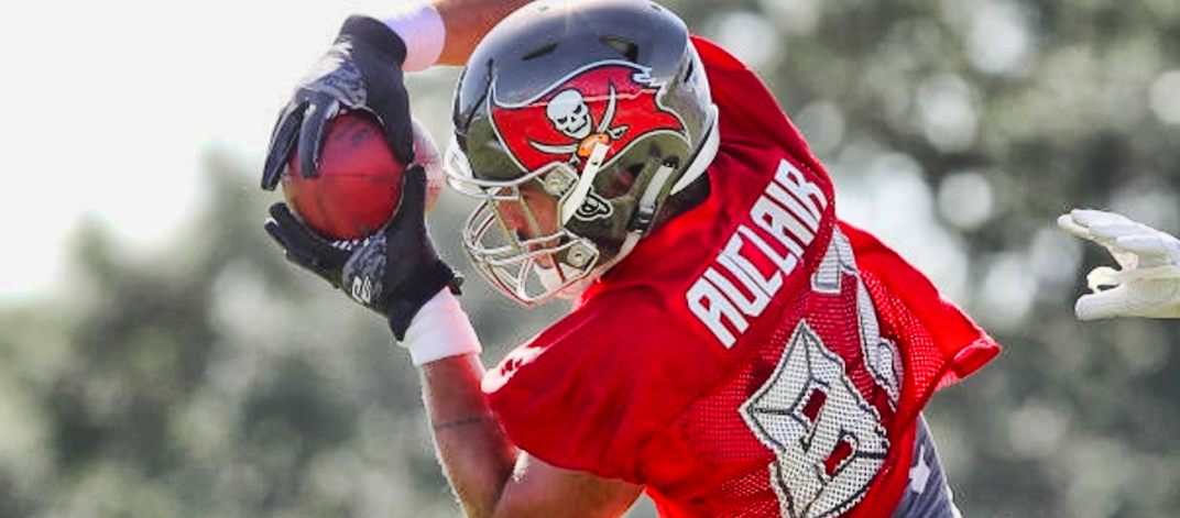Antony Auclair Bucs Training Camp Diary: I've Always Wanted To Compete With The Best