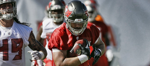Bucs' Antony Auclair turned heads long before singing 'O Canada'